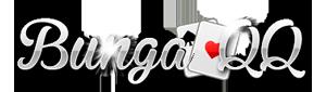logo bungaqq