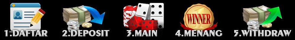 Situs Judi Poker DominoQQ Online Satu Server PKV Games
